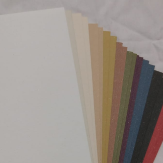 Earthy Recycled Mix Pack Card Paper