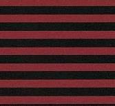 Pretty in Print - Candy Stripe - Bordeaux