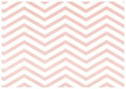 Pretty in Print - Chevron - Sherbet Pink